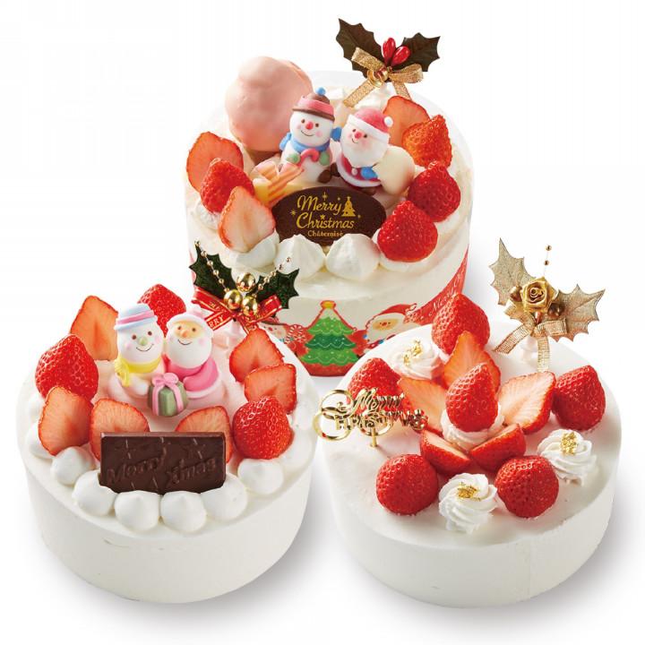 Xmasケーキ特集④ 〜おいしいクリスマスはみんなのもの編〜