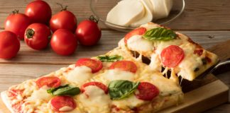 オーブンでそのまま焼けるピザ_マルゲリータ_アレンジ_画像