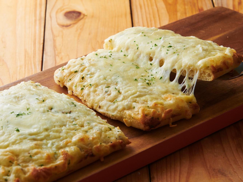 糖質ピザ5種のチーズ_画像