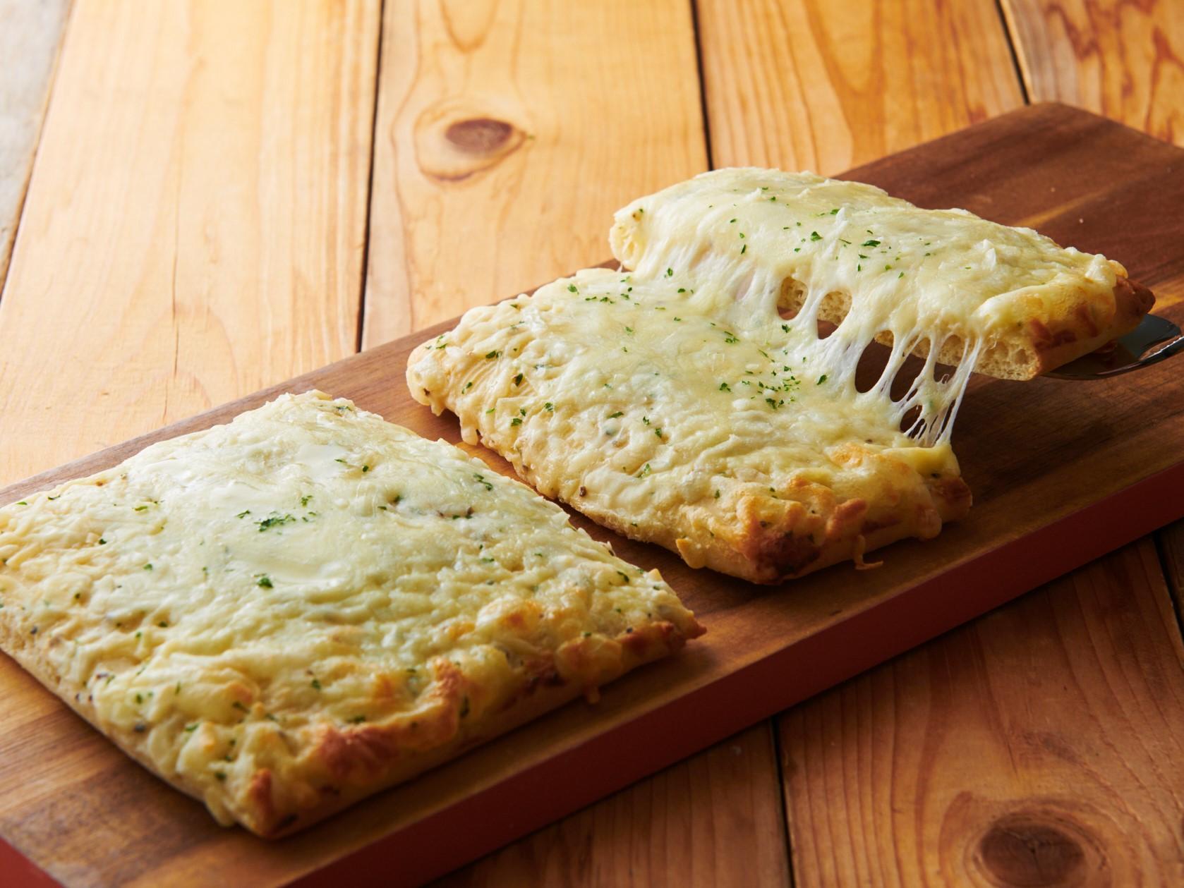 糖質85%カットのピザ_5種のチーズ_画像
