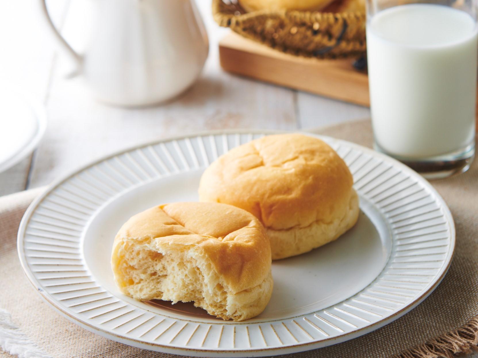 糖質82%カットのテーブルパン_画像