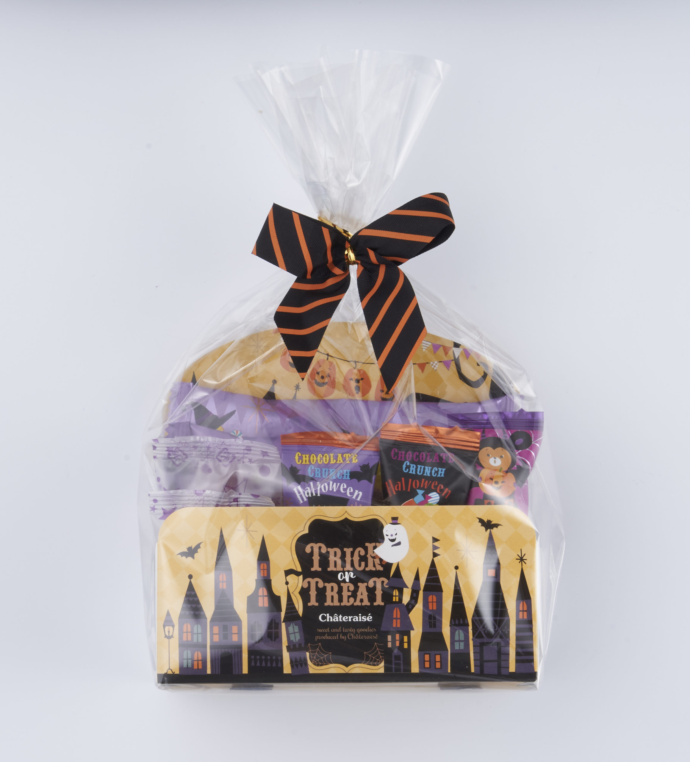 ハロウィン焼き菓子ラッピング袋_画像