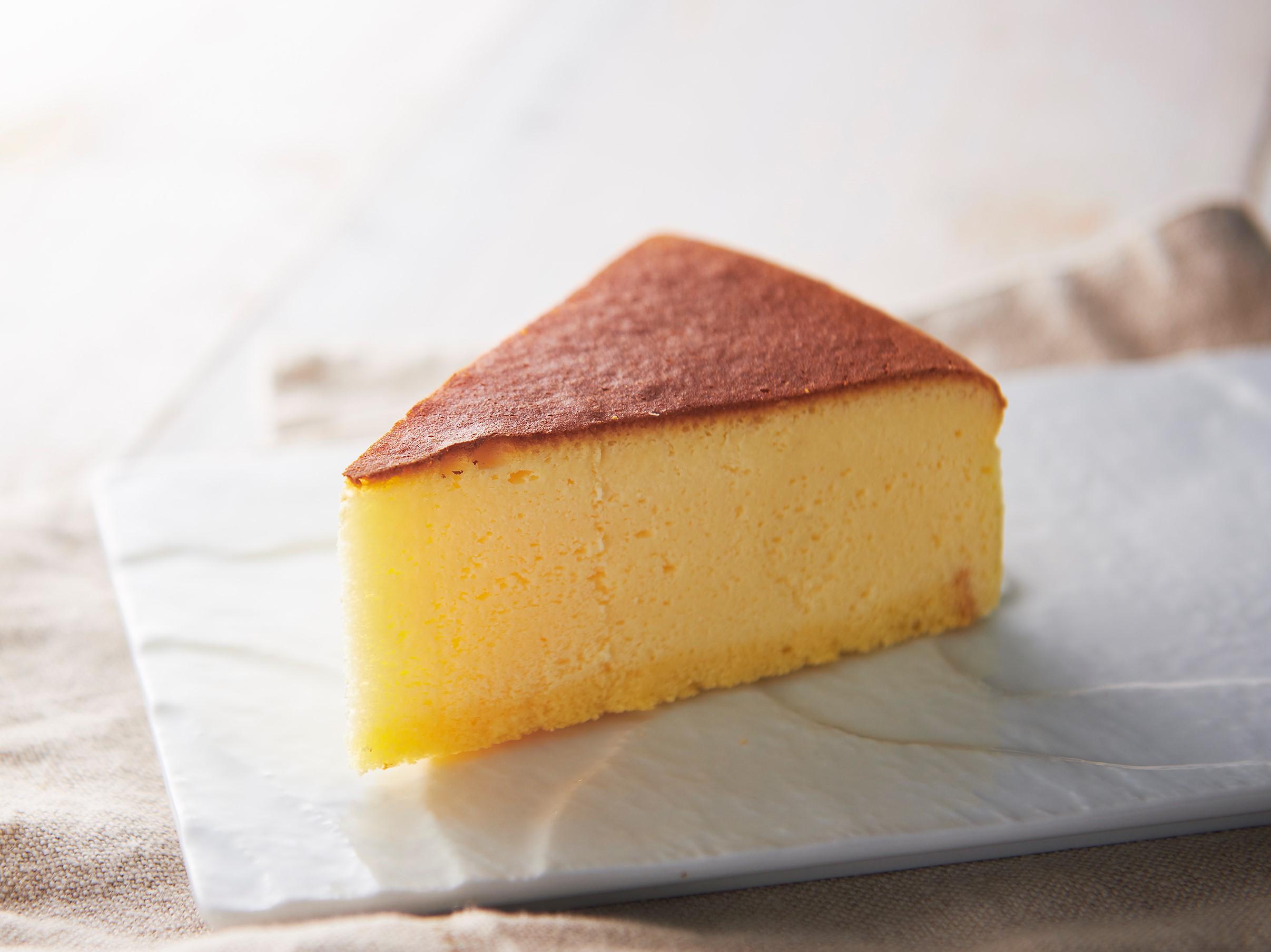 糖質72%カットのスフレチーズケーキ_画像
