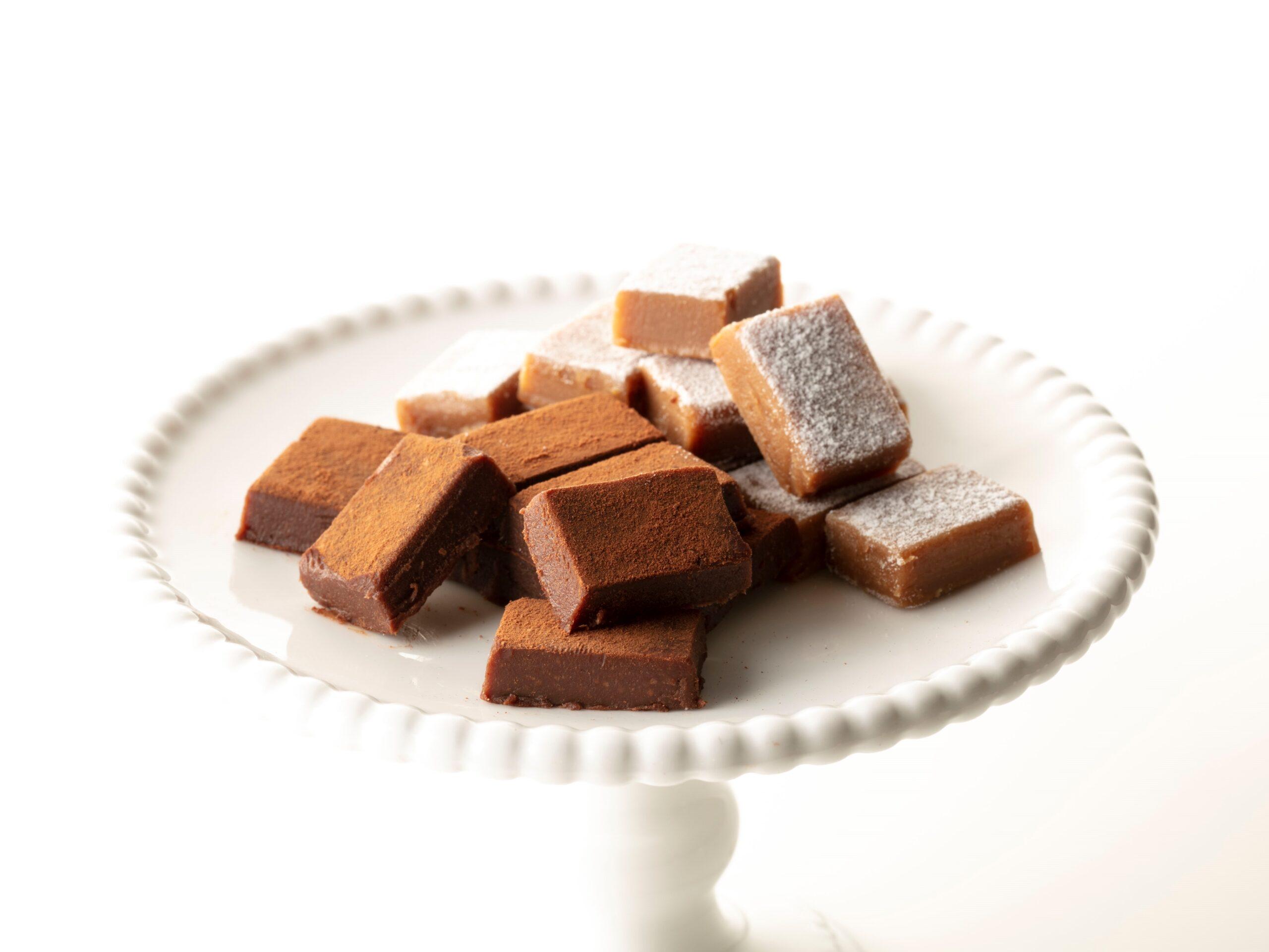 生チョコレート_画像