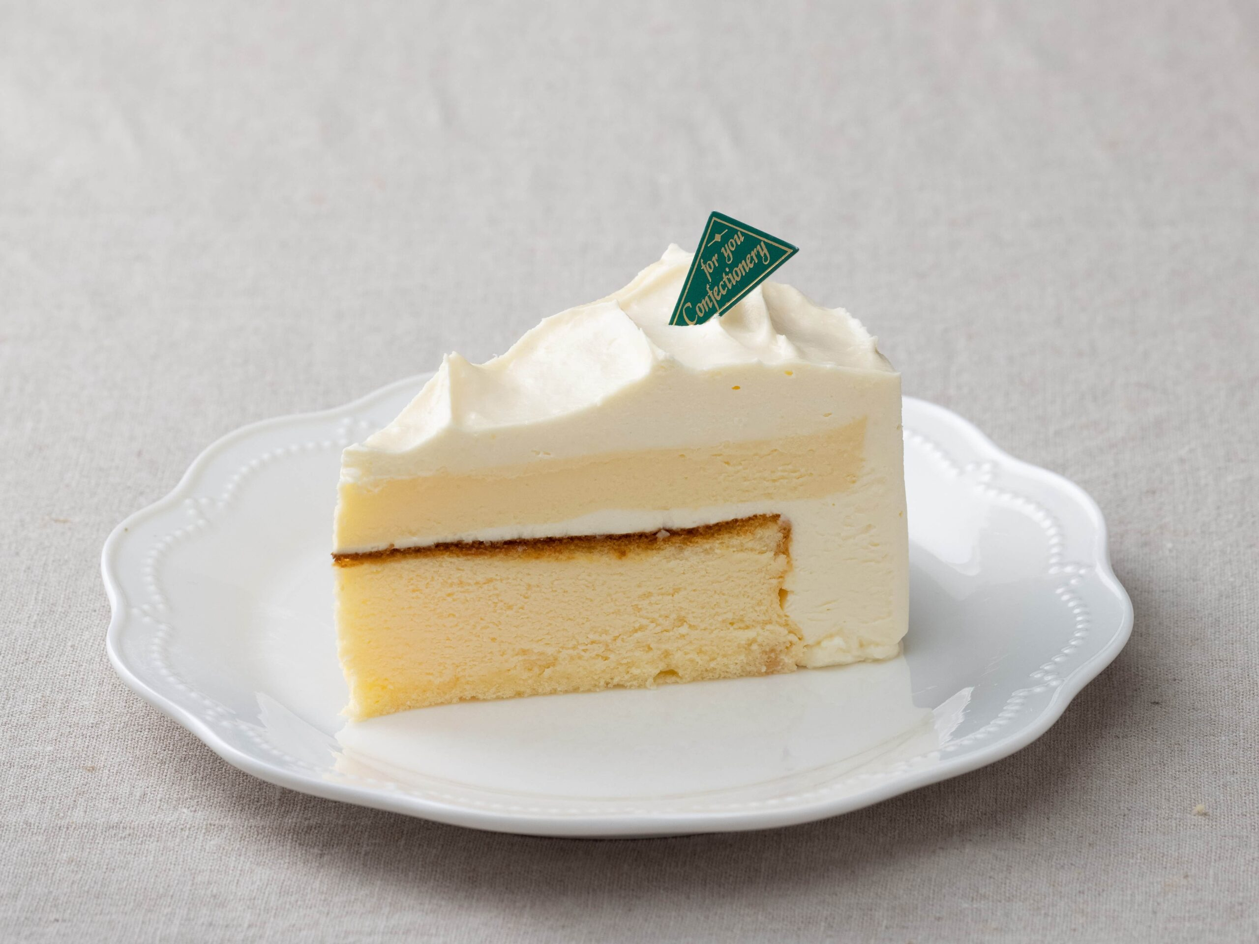 トリプルチーズケーキ_画像